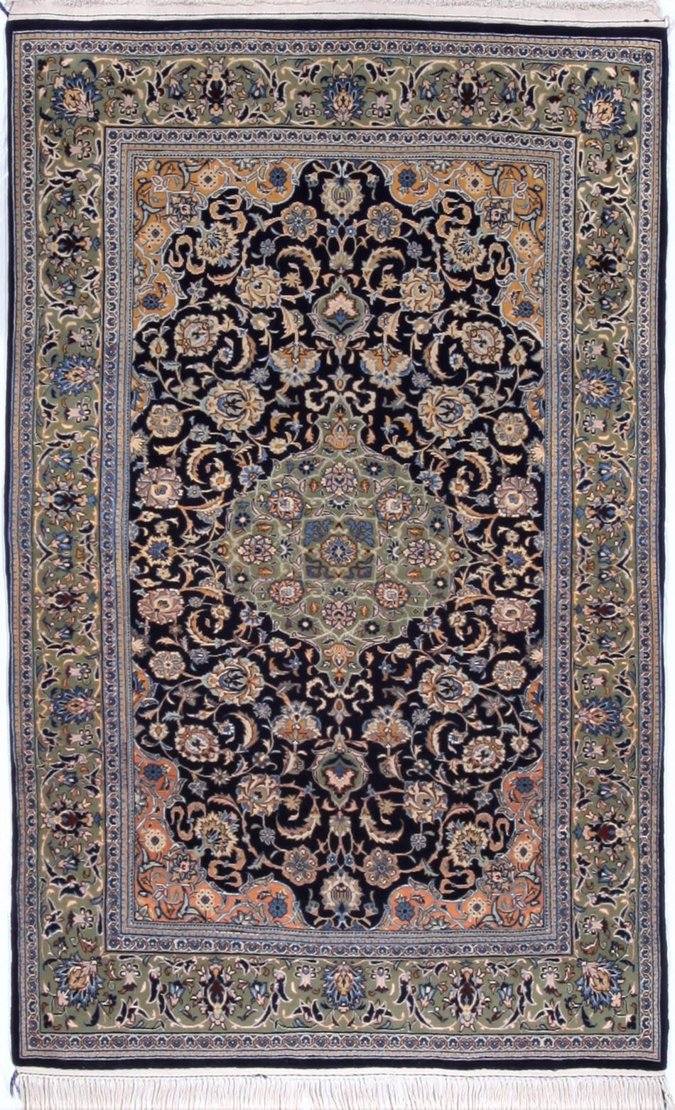 Cyrus Persian Qum Rug 3934