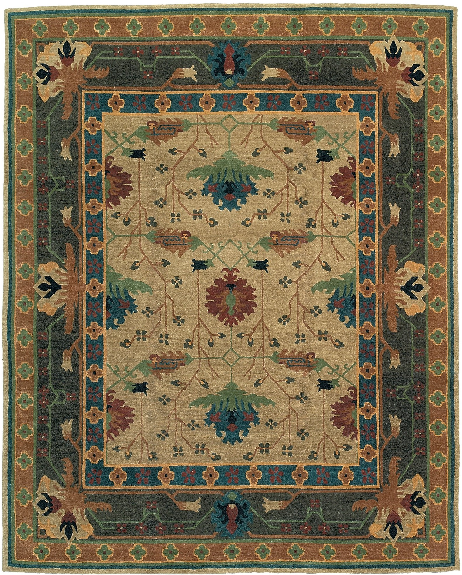 Tufenkian Donegal Rugs