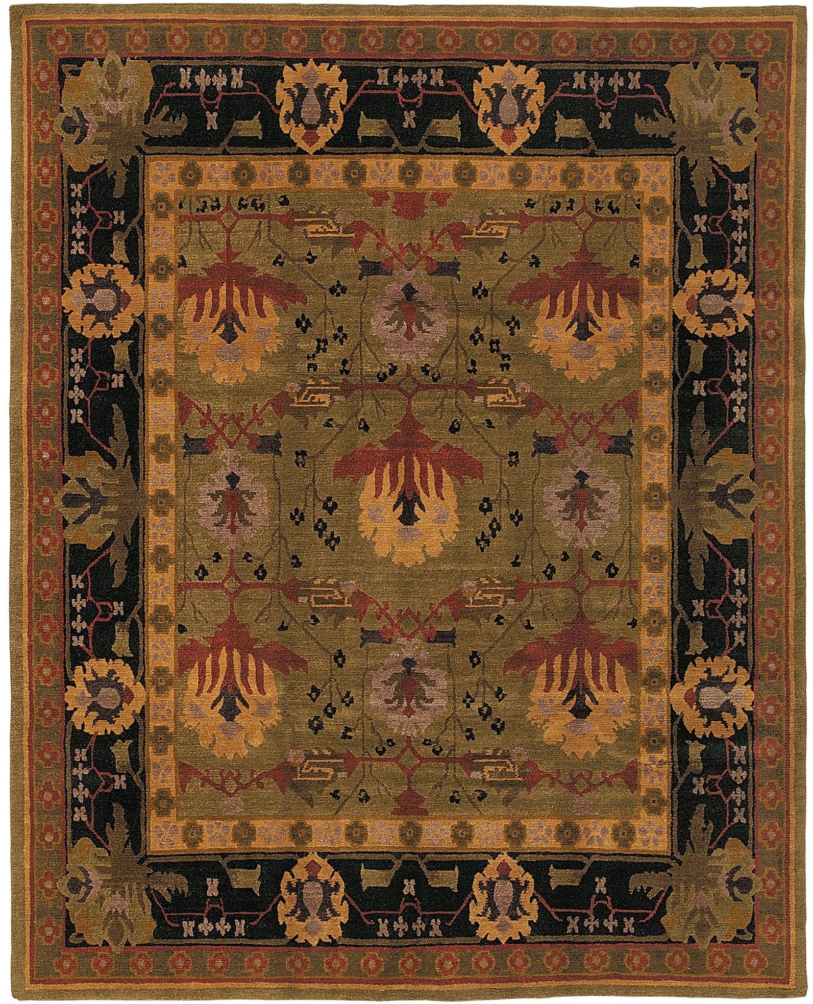 Crafts Donegal Ii Rugs Nocturne