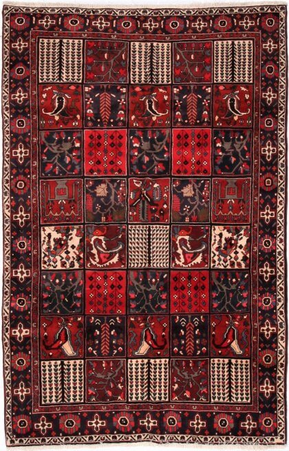 Cyrus Artisan Bakhtiari Rug
