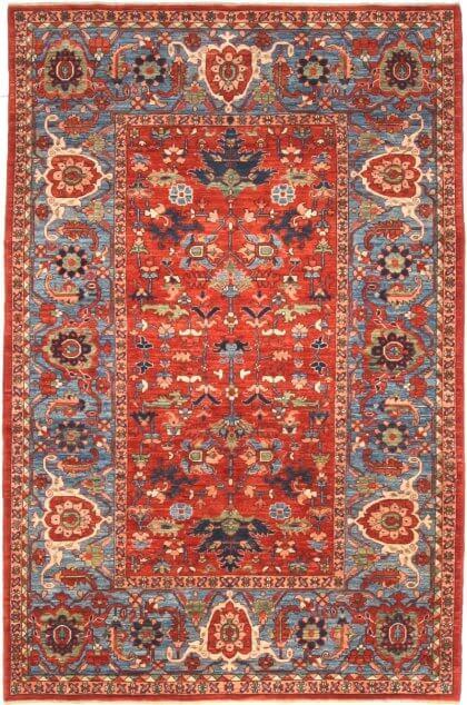 Cyrus Artisan Afghani Heriz Rugs