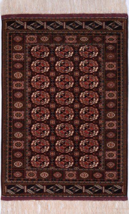 Cyrus Artisan Afghani Bokhara Rug
