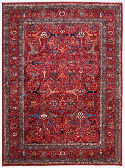 Cyrus Artisan Afghani Bidjar Rug