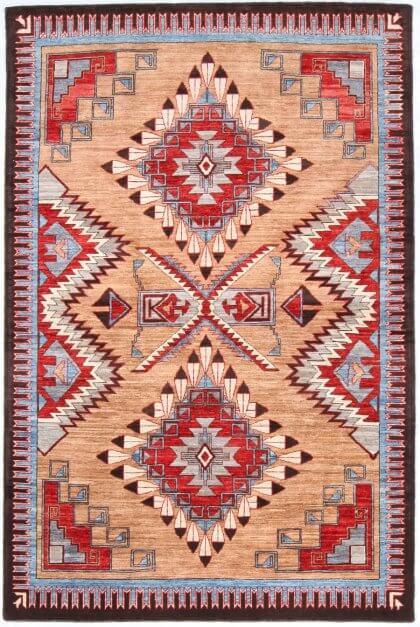 Cyrus Artisan Navajo Rug