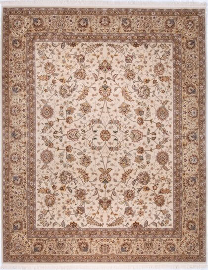 Nourison One of a Kind Royalty RO56 Beige Rug