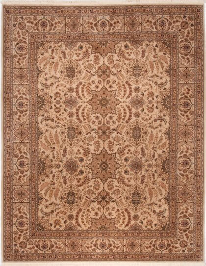 Nourison One of a Kind Royalty RO08 Beige Rug