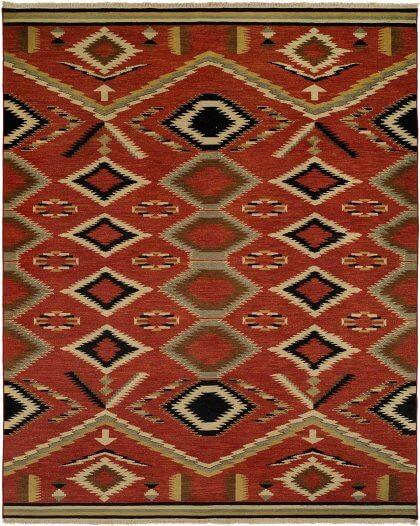 Cyrus Artisan Rhombi Rugs
