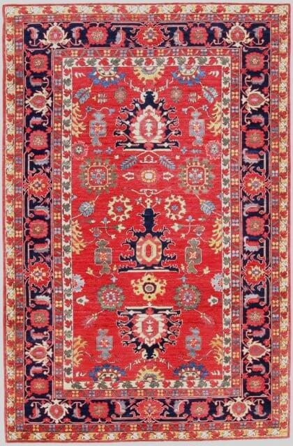 Cyrus Artisan Afghani Mahal Rug