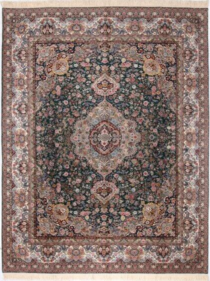 Nourison One of a Kind Tabriz Rug