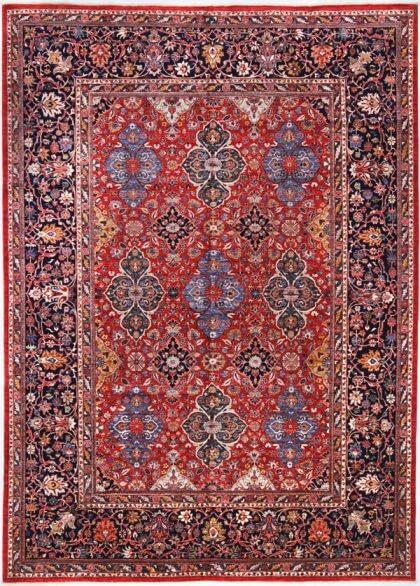 Cyrus Artisan Afghani Kashan Rug