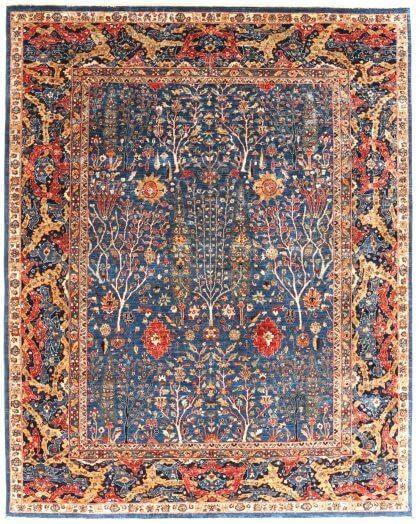 Cyrus Artisan Afghani Bijar Rug