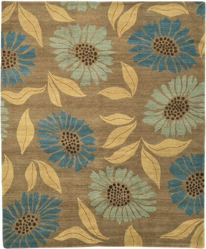 Tufenkian Flower Power Rugs