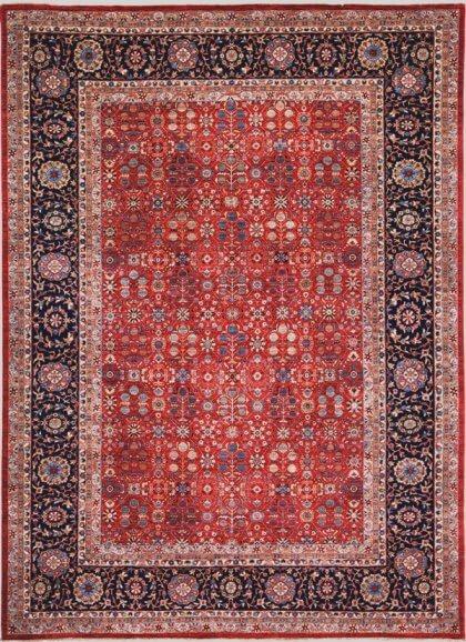 Cyrus Artisan Afghani Bakhtiari Rug