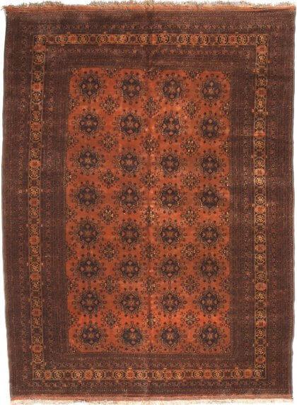 Cyrus Artisan Afghani Bashir Rug