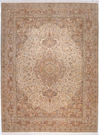 Nourison One of a Kind Royalty RO39 Beige Rug