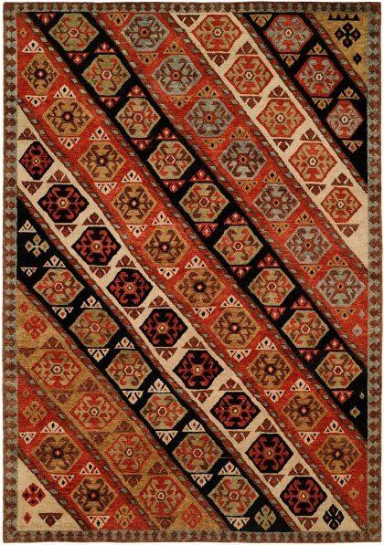 Cyrus Artisan Ribbon Rugs