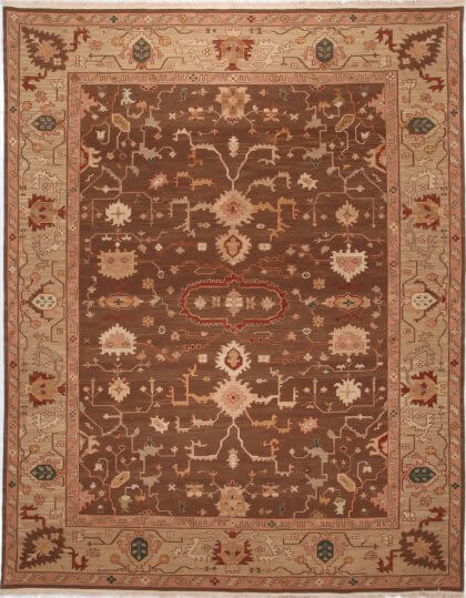 Nourison One of a Kind Nourmak S 138 KHA Rug
